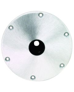 """Attwood 9 in Round 1.77"""" Post Base Plate - Swivl-Eze"""