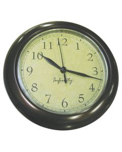 Manufacturers' Select 6.5In Round Clock With Antique