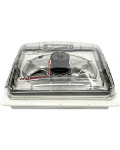 Zephyr Vent W/Clear Lid - Zephyr Hi-Performance Roof Vent