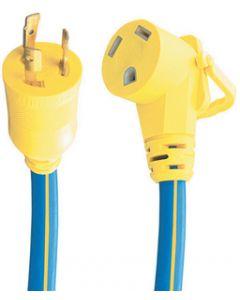 Voltec Industries Generator Adapter 30Amp - Ezeegrip 30Amp Generator Adapter