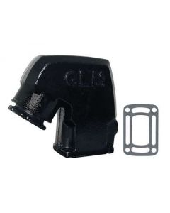 GLM Exhaust Elbow, OMC