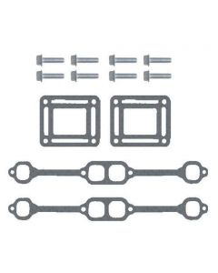 GLM Exhaust Gasket and Hardware Kit, OMC