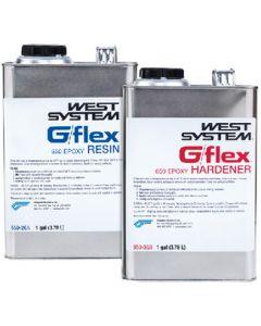 West System G/Flex Epoxy 2 Gal.Kit