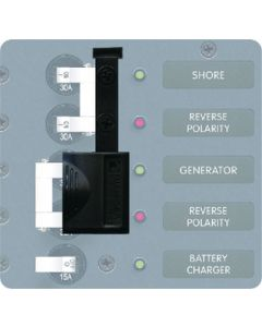 Blue Sea Systems AC Circuit Breaker Lockout Slide A-Series
