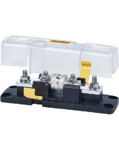 Progressive Industries Class T Fuse Block With Insulating Cover, 200A