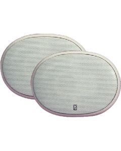 PolyPlanar Poly-Planar MA5950 3 Way Oval Marine Speaker