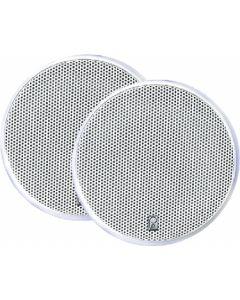 PolyPlanar Poly-Planar MA6500 5 1/4 Round Marine Speaker
