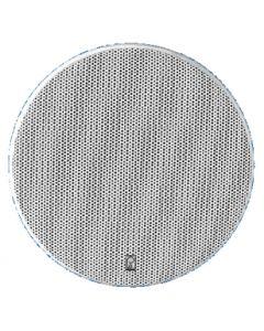 Poly-Planar MA6800 8 Round Marine Speaker (White)
