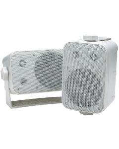 PolyPlanar Poly-Planar MA9060 Box Speakers (White)