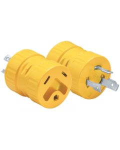 Rv Generator Adapter 30A - - 30A Locking Rv Generator Adapter