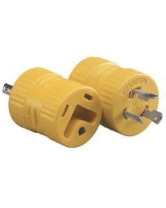 Rv Generator Adapter 20A - 20A Locking Rv Generator Adapter