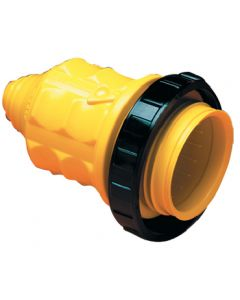 Marinco 103RN 30A/125V Weatherproof Cover With Threaded Sealing Ring For Use With 305CRCN or 205CRCN