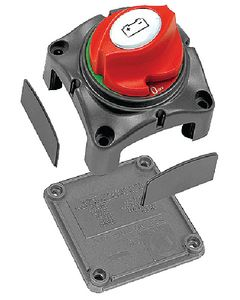 Ancor Mini Battery Switch, On- Off Marine - BEP Marine