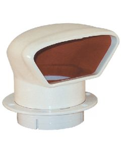 AFI Vent Low Profile 3in White - (Marinco)