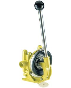"Whale Water Systems Hand Water Pump (manual): (no hose) 12-1/2"" Pump length, 1-1/2"" Hose Dia."