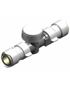 Whale Water Systems Shut-Off Valve - 15mm