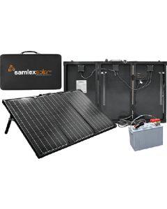 Samlex Portable Solar Chrging Kit 90W
