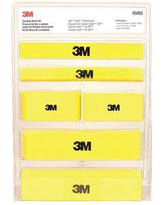 3M Stikit Sanding Block Kit