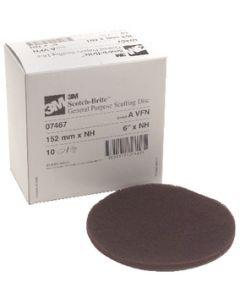 3M Scuffing Disc 6in Gen Purp 10b