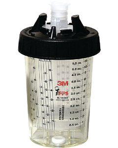 3M 6 Oz. Cup W/Pressure Hose
