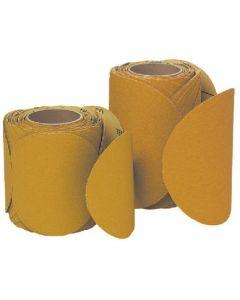 3M 363i Stikit Resin Bond Paper Discs No Hole Discs Per Roll - 50 Grit: