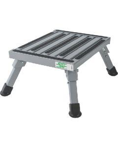 Safety Step Folding Safty Step Silver