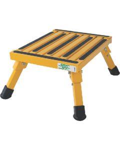 Safety Step Folding Safty Step Yellow