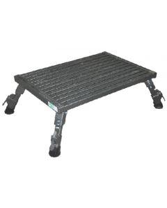 Safety Step LLC Extra Large Folding Adjustable - Folding Adjustable Step