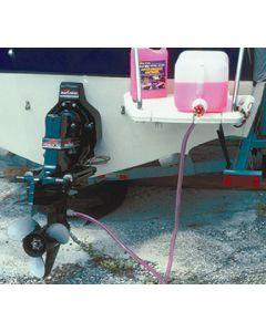Starbrite Do-It-Yourself Boat Motor Winterizing Flush Kit - Star Brite