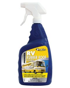 Rubber Roof Clnr Prem Rv 32Oz - Premium Rv Rubber Roof Cleaner