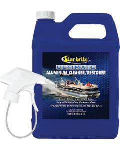 Starbrite Aluminum Cleaner / Restorer, 64 oz.