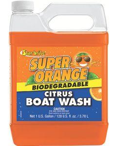 Starbrite Orange Citrus Boat Wash Gal - Star Brite