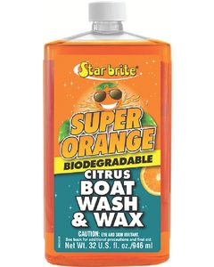 Starbrite Super Orange Boat Wash 32 Oz. - Star Brite