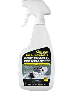 Starbrite Inflatable Boat Cleaner, 32 oz.