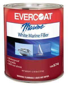 Evercoat White Marine Filler Gallon