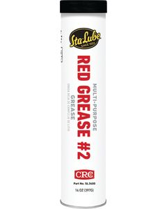 CRC Red Grease #2, 14 oz.