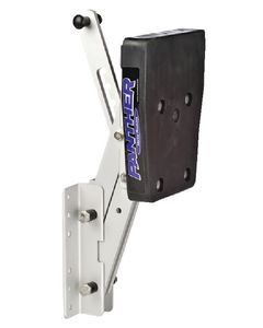 Panther Aluminum Outboard Motor Bracket up to 12hp