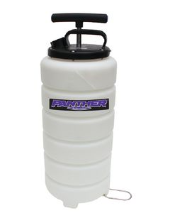 Panther Pro-Series Manual Oil Extractor, 15 Liter