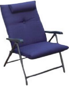Prime Products Prime Plus Fold.Chair-Calif.Bl - Prime Plus Folding Chair