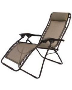 Prime Products Recliner/Lounger Gold. Harvest - Del Mar Recliner/Lounger