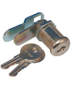 Prime Products 1-3/8In Cam Lock - Standard Key Cam Lock