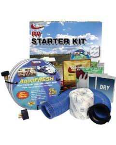 Valterra Std.Rv Accessory Starter Kit - Standard Rv Starter Kit W/ Pure Power