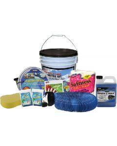 Standard Starter Kit Bucket - Rv Starter Kit In A Bucket W/Wash & Wax