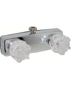 Valterra 4In Shower Faucet Chrome