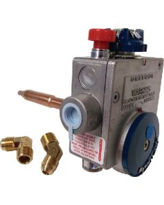 Atwood Mobile Gas Control 3/8X3/8 Rep.91601 - Atwood Water Heater Parts