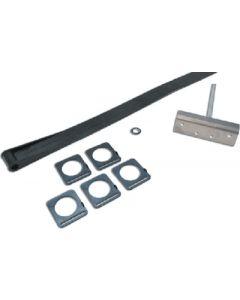 Flex Guard Sgle Kit W/Hardware - Flex Guard