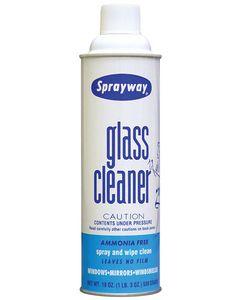 Twinco-Romax Sprayaway Glassclnr 19 Oz Aero - Sprayway Glass Cleaner