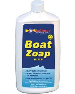 Sudbury Boat Zoap Plus Qt