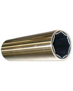 Trellex Morse Bearings Marlin, Brass Sleeve Marine Bearing