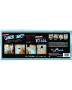 Trimaco Quick Drop 2' X 7'